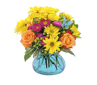Flutter in send WA, Flowers To Go, Inc.
