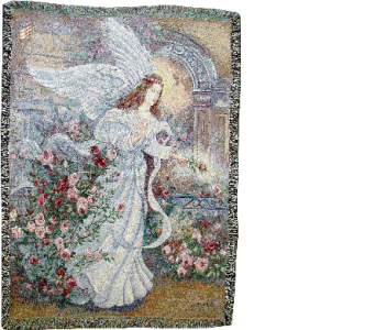Angel Of Love Afghan  in Middletown OH, Armbruster Florist Inc.