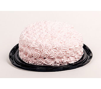 Strawberry Cake in Timmins ON, Timmins Flower Shop Inc.