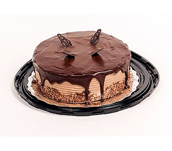 Vanilla Ganache Cake in Timmins ON, Timmins Flower Shop Inc.