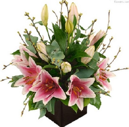 SWEETIE PIE BOUQUET in Vienna VA, Vienna Florist & Gifts