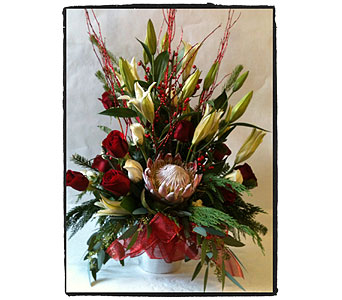 The Night Before Christmas in Macon GA, Lawrence Mayer Florist