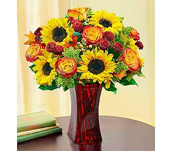 Sunflower Party in Waltham MA, Waltham's Florist