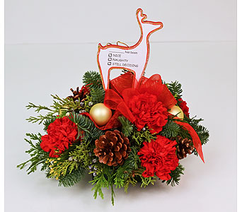 Christmas List in Indianapolis IN, Gillespie Florists