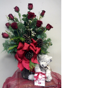Holiday Special 4 in Sequim WA, Sofie's Florist Inc.