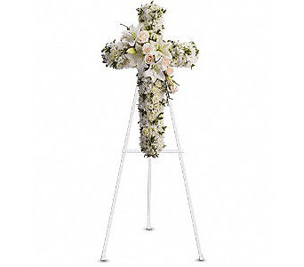 Divine Light Cross in Houston TX, River Oaks Flower House, Inc.