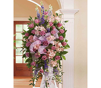 Finest Farewell Spray in Houston TX, River Oaks Flower House, Inc.