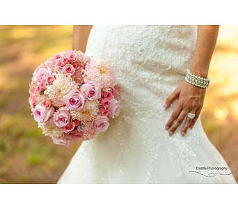 Exclusive Wedding in Middletown DE, Forget Me Not Florist & Flower Preservation