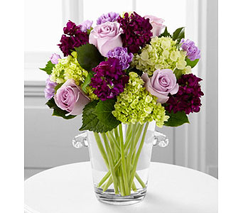 Eloquent Bouquet by Vera Wang in New York NY, CitiFloral Inc.
