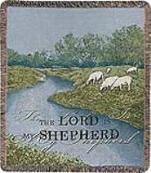 The Lord is My Shepherd in Kettering OH, Jacques Garden of Flowers