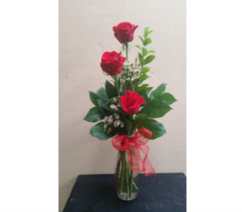 3 Roses in Redwood City CA, Redwood City Florist