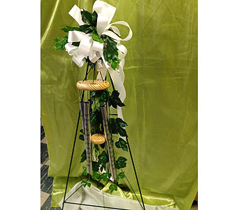 Wind chimes - Memorial Gift in Chattanooga TN, Chattanooga Florist 877-698-3303