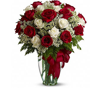Love's Divine Bouquet - Long Stemmed Roses in Palm Springs CA, Palm Springs Florist, Inc.