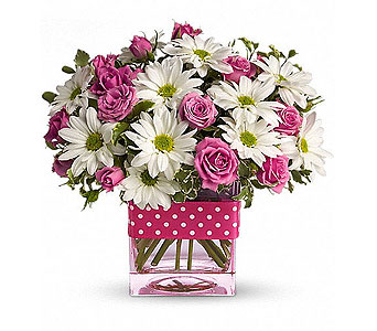 Polka Dots and Posies in Palm Springs CA, Palm Springs Florist, Inc.