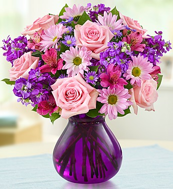 Lavender Dreams in Largo FL, Rose Garden Flowers & Gifts, Inc