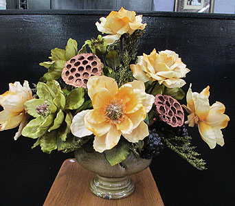 Silk arrangement in Derby KS, Mary's Unique Floral & Gift