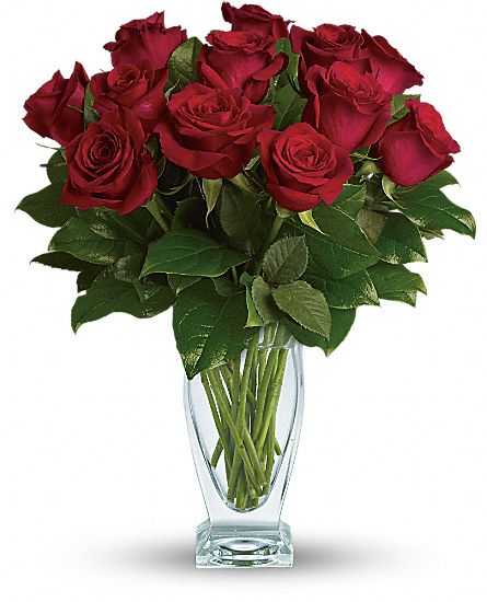 A Dozen Roses in Meridian ID, Meridian Floral & Gifts