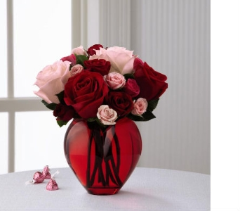 FTD� My Heart to Yours� Rose Bouquet in Kingsport TN, Holston Florist Shop Inc.