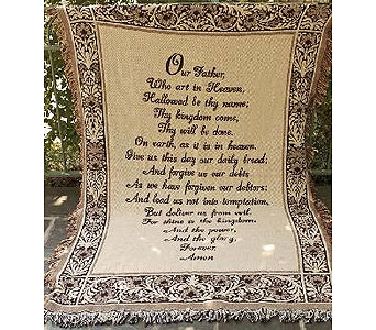Lord's Prayer in Gahanna OH, Rees Flowers & Gifts, Inc.