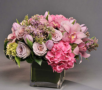 SPRINGTIME LOVE BOUQUET in Bellevue WA, CITY FLOWERS, INC.