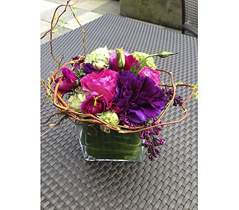 BOX OF LOVE BOUQUET in Bellevue WA, CITY FLOWERS, INC.