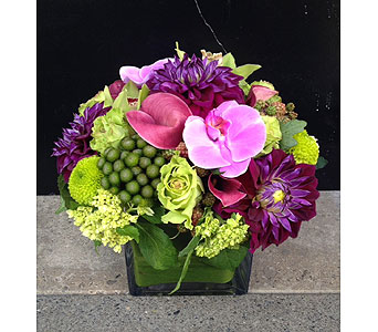 Love Spell Bouquet in Bellevue WA, CITY FLOWERS, INC.