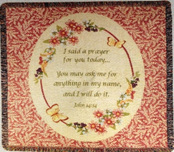 I said A Prayer in Fayetteville GA, Our Father's House Florist & Gifts