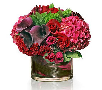 TRUE LOVE bouquet  in Bellevue WA, CITY FLOWERS, INC.