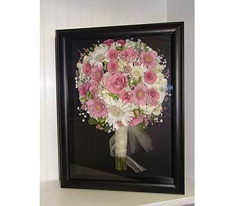 12x16 Black Shadowbox in Middletown DE, Forget Me Not Florist & Flower Preservation