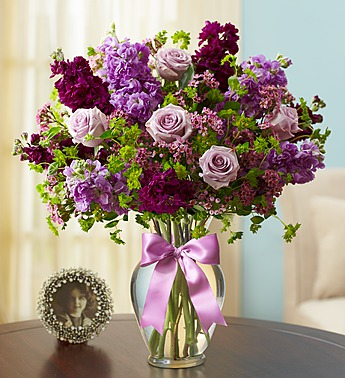 Shades of Purple  in Elk Grove CA, Flowers By Fairytales