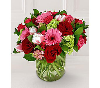 Adoring Romance in Princeton, Plainsboro, & Trenton NJ, Monday Morning Flower and Balloon Co.