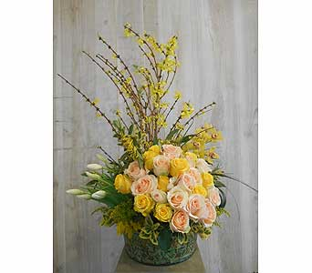 The Great Wife in Dallas TX, Petals & Stems Florist
