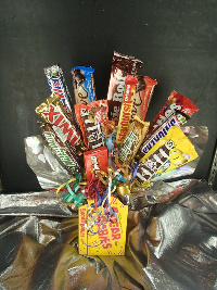 Medium Candy Bouquet in Crown Point IN, Debbie's Designs