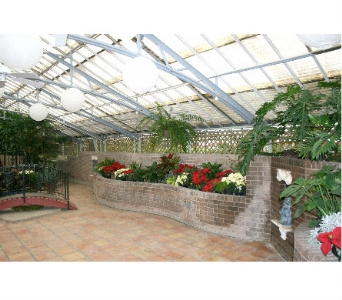 Conservatory in Oklahoma City OK, Morrison Floral & Greenhouses
