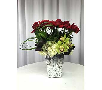Dozen Roses in Mercury in Santa Clarita CA, Celebrate Flowers and Invitations