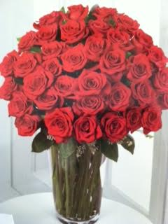 3 Dozen Red Roses in West Haven CT, Fitzgerald's Florist
