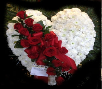 Heartfelt Devotion in Patchogue NY, Mayer's Flower Cottage