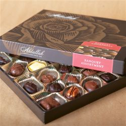 Abdallah Chocolates - Banquet Assortment in Alexandria MN, Broadway Floral