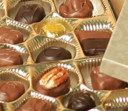 Abdallah Chocolates - 4 ounce in Alexandria MN, Broadway Floral