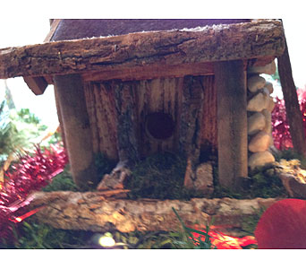 Bird House for Your Loved Ones in Chattanooga TN, Chattanooga Florist 877-698-3303