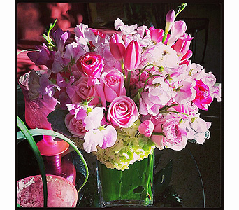 Blushing Pink Bouquet in Las Vegas-Summerlin NV, Desert Rose Florist