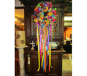 Silks and Fiestas in San Antonio TX, Allen's Flowers & Gifts