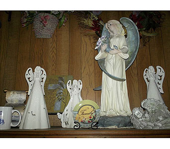 Angel Lights & Statues in Bellville OH, Bellville Flowers & Gifts