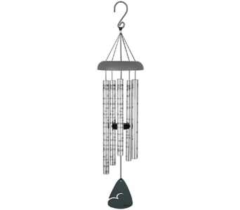 Carson 30 in. Sonnet Serenity Prayer Wind Chime in Indianapolis IN, George Thomas Florist