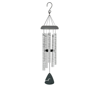 Carson 30 in. Sonnet 23rd Psalm Wind Chime in Indianapolis IN, George Thomas Florist