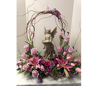 Angel Garden in Crafton PA, Sisters Floral Designs