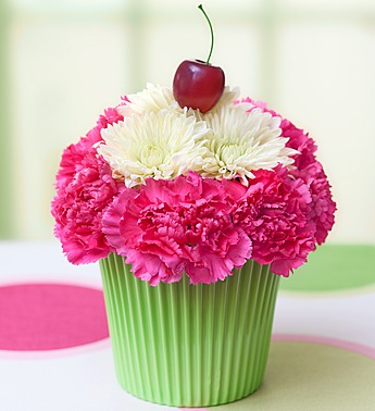 Cupcake Surprise in Revere MA, Flower Gallery