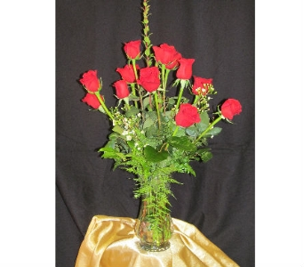 Freedom Roses  in Newton KS, Designs By John Flowers & Tuxedos, Inc