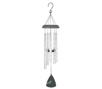 Carson 30in. Sonnet Memories Wind Chime in Indianapolis IN, George Thomas Florist