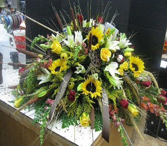 Fishermans Tribute in Atlantic IA, Aunt B's Floral